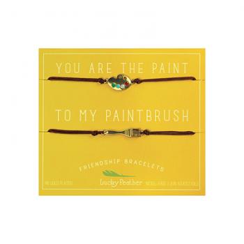 Friendship Bracelet - Paint