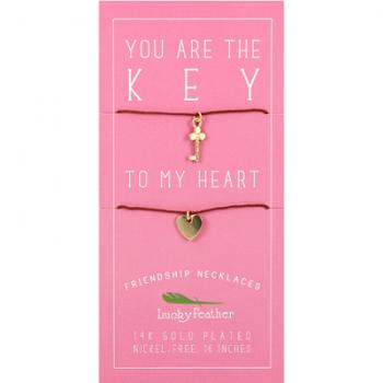 Friendship Necklace - Key