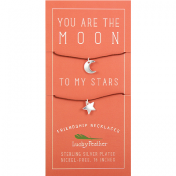 Friendship Necklace - Moon