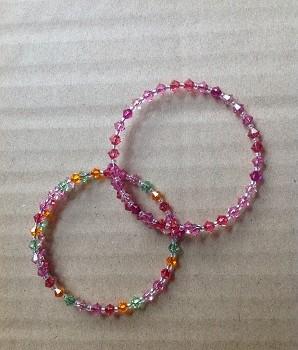 B Child Coil Bracelets